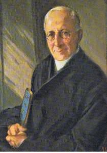 Fr Hackett SJ