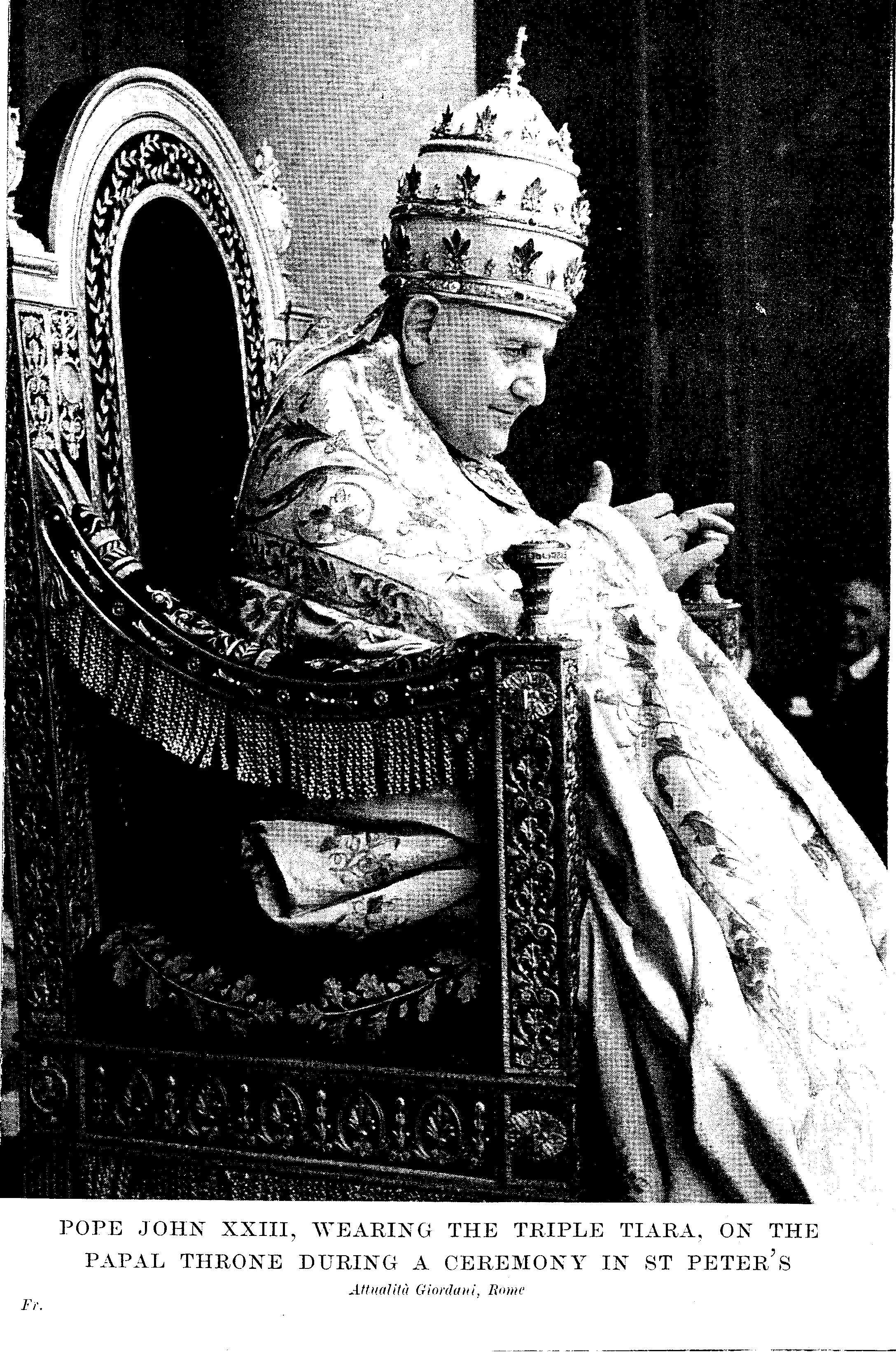 essay on pope john xxiii Open document below is an essay on pope john xxiii from anti essays, your source for research papers, essays, and term paper examples.