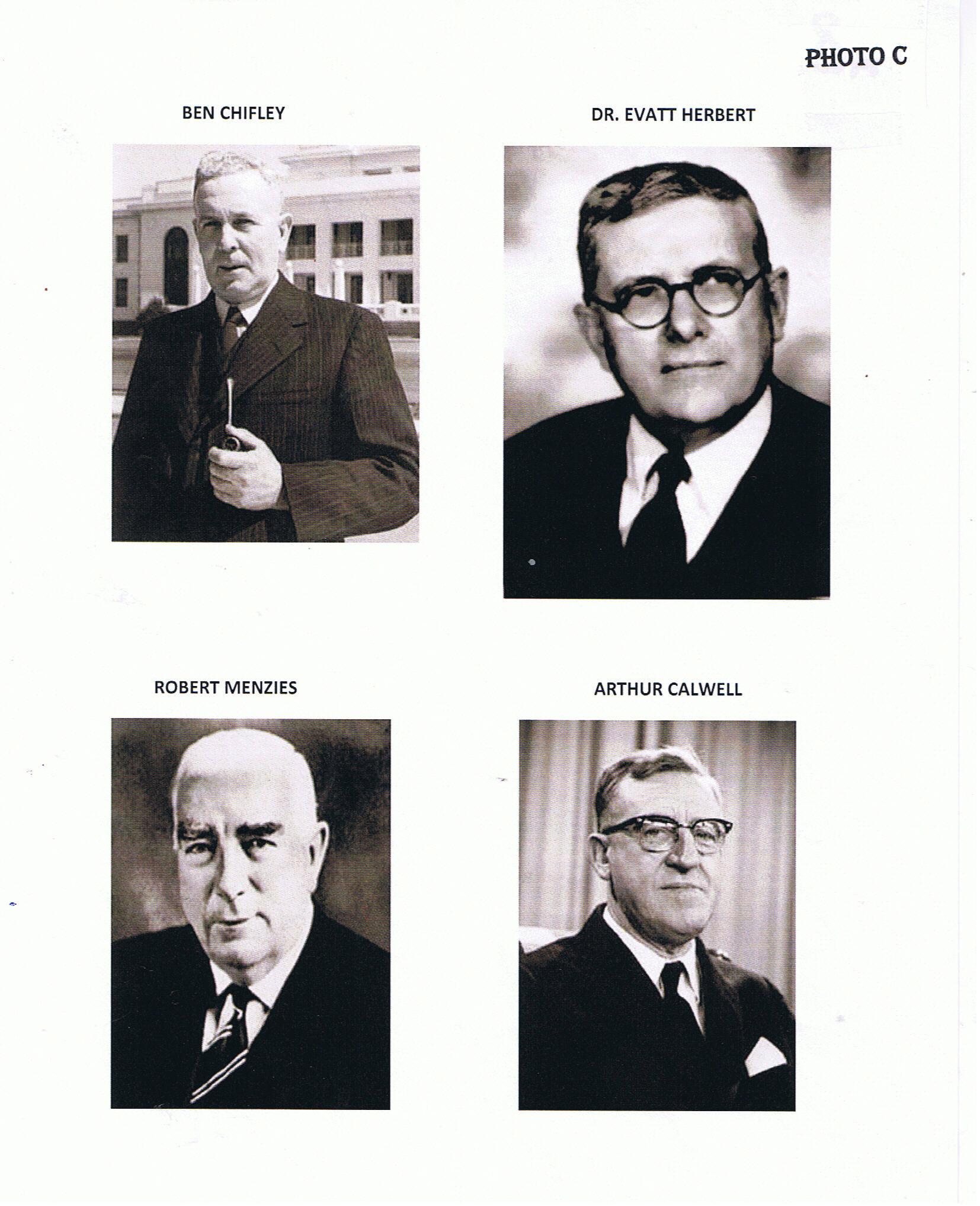 four politicians