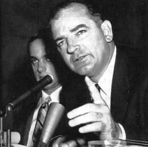 Sen Joseph McCarthy